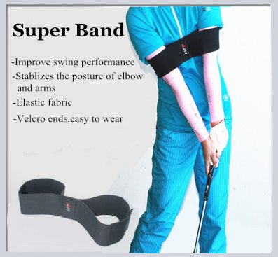 Spicybuys Golf Super Band III Black
