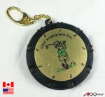 A99 Golf 18 Hole Stroke Shot Putt Scoring Keeper Score Counter With Key Chain