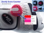 Spicybuys Golf One Touch Reset Score Counter - Small enough to attach to Glove