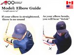 A99 Golf Swing Trainer Elbow-guide
