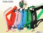 C12 A99 Golf Funky Golf Bag Driving Range Carrier Sleeve Light Gift green/pink/blue/red/blk